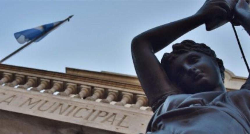 Luján: Cierran preventivamente el Palacio Municipal por 48 horas