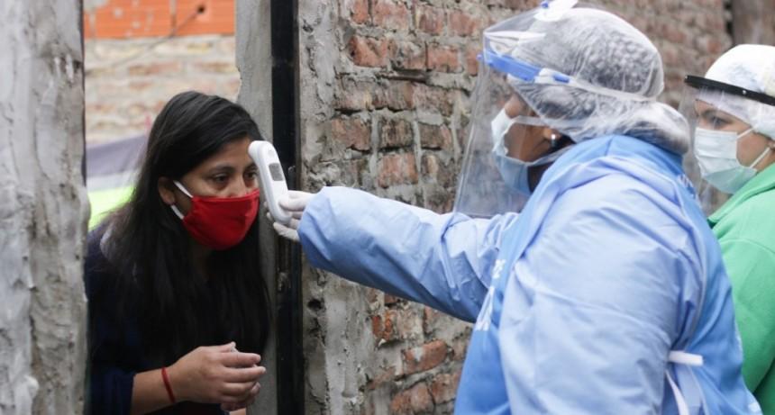 Lanús: Más de 12 mil vecinos relevados en los operativos casa por casa