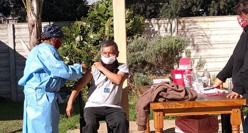 Moreno: Se aplicaron más de 56 mil dosis antigripales