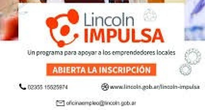 Lincoln: Hasta el martes 30 se podrán inscribir en el Programa