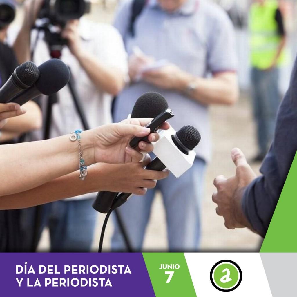 Avellaneda: Feliz Día del Periodista