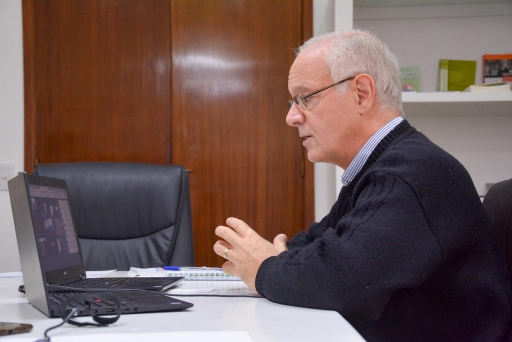 Balcarce: El Director del Hospital mantuvo una reunión virtual con el Ministerio de Salud