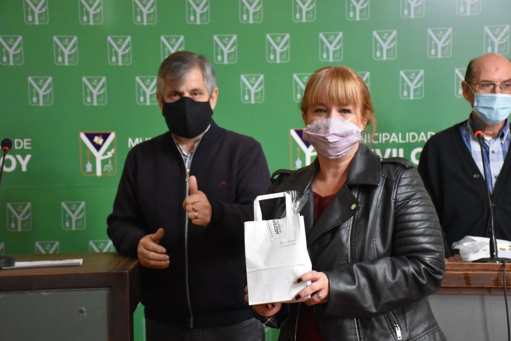 Chivilcoy: Conmemoración del Día del Periodista