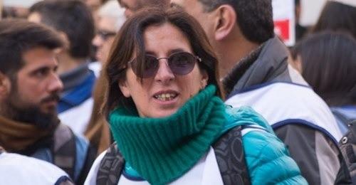 """Paula Galigniana: """"La decisión política de Larreta y la Ministra Acuña es no garantizar la virtualidad"""""""