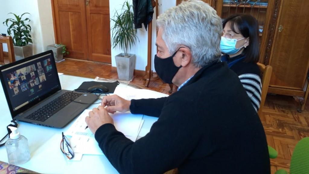 Agentes de salud de Patagones, recibieron certificados por el curso de Vacunadores Eventuales