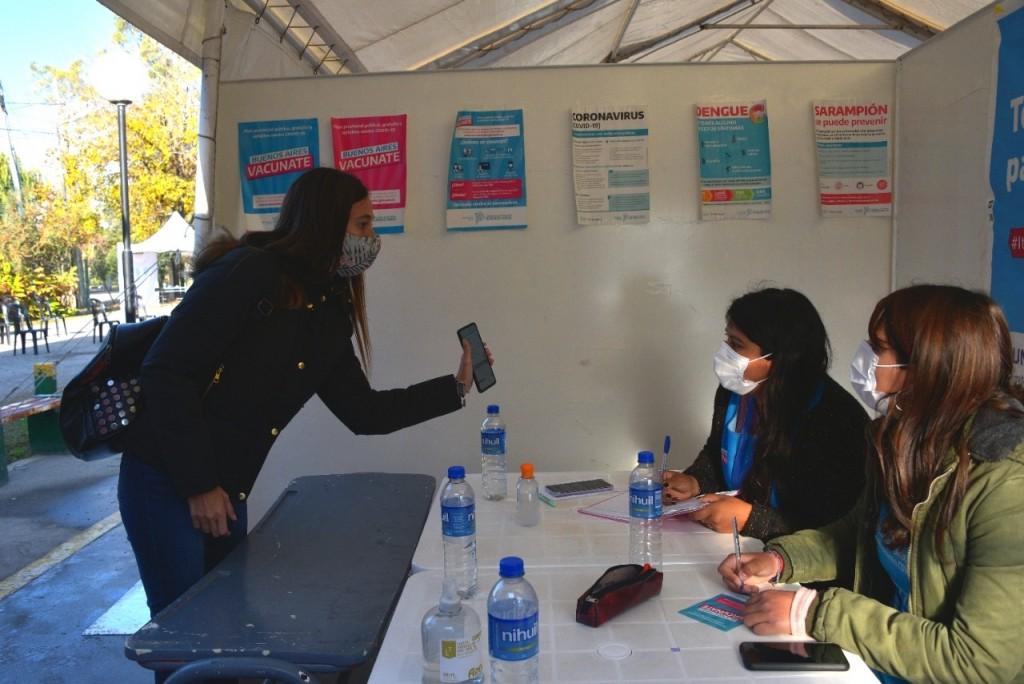 Ituzaingó: El distrito superó las 60 mil dosis aplicadas