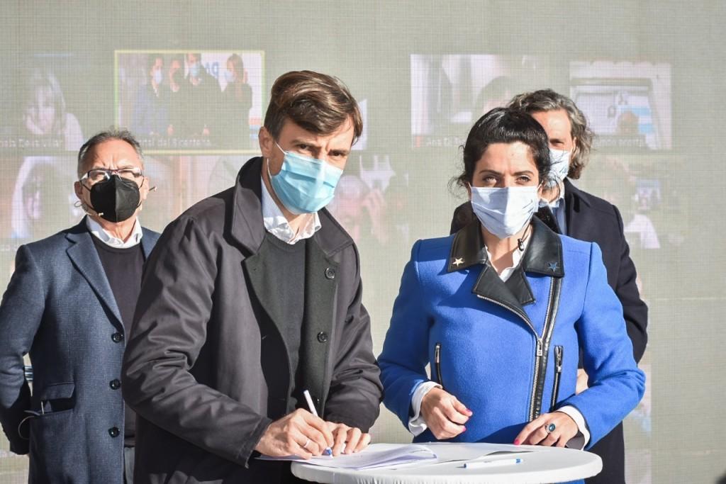 Morón: El Municipio incorpora recursos al esquema de vacunación antigripal de PAMI