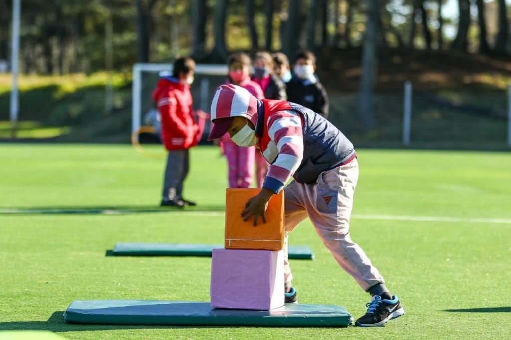 Pinamar: A jugar al polideportivo