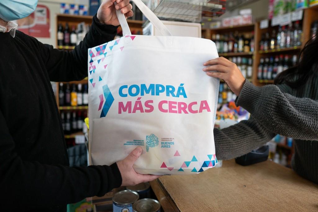 Gral. Viamonte: Llegó al distrito el programa Comprá Más Cerca