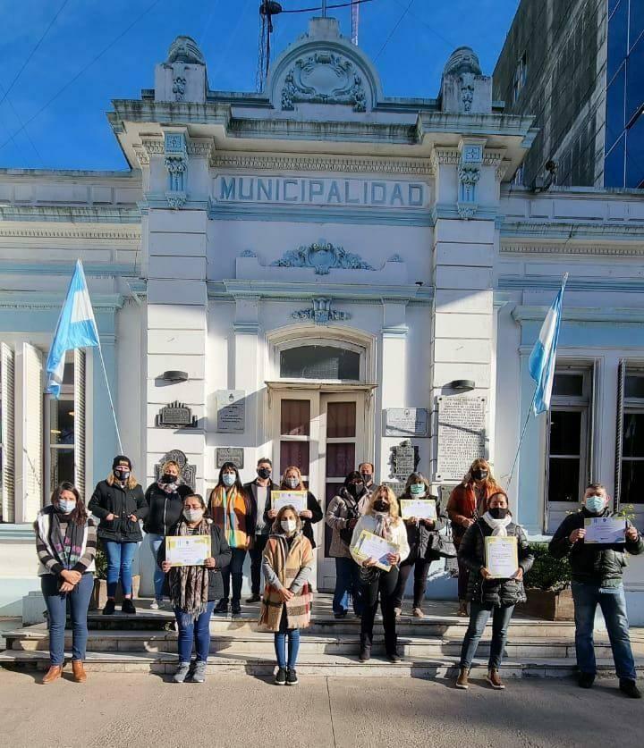 Gral. Rodríguez: Refuerzo económico a entidades sociales del partido