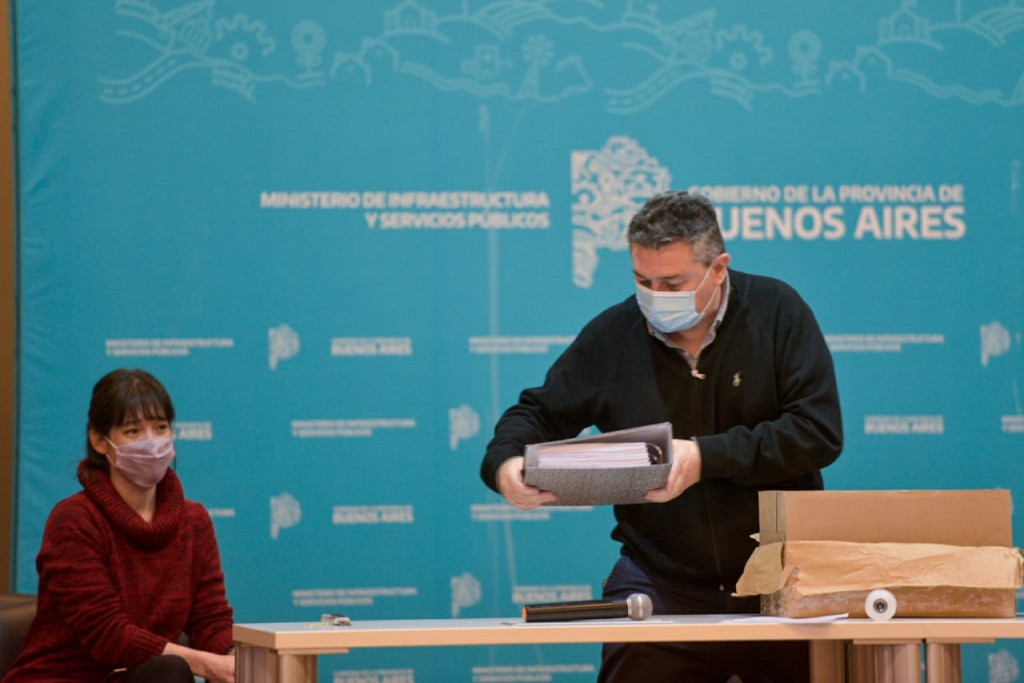 Moreno: Licitaron obras cloacales para el distrito