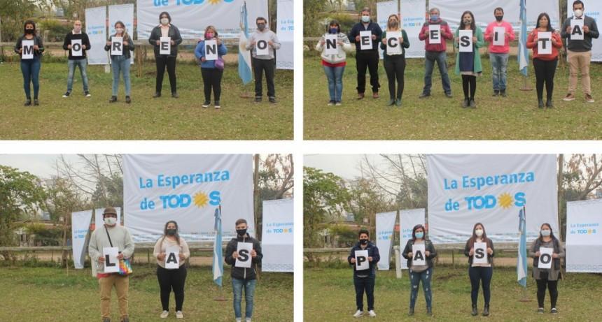 En Moreno se develó la incógnita: Un colectivo de dirigentes generacionales exige PASO