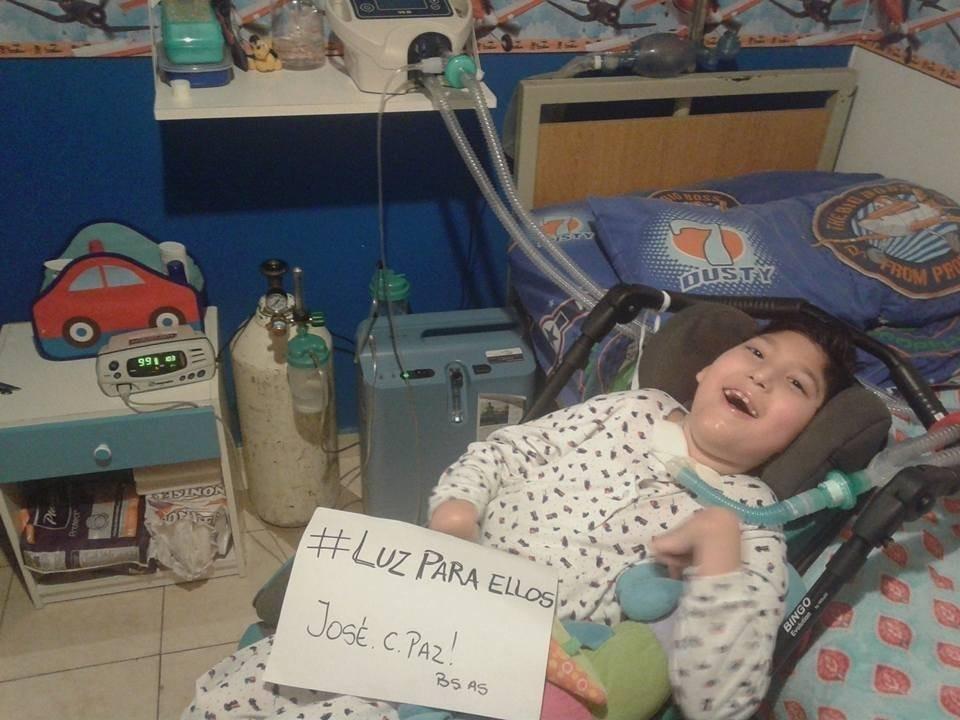 José C. Paz: La Asociación de Electrodependientes agradeció gestión de Ishii