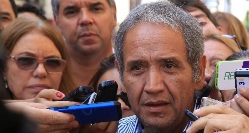 """Sergio Palazzo: """"Venimos a decirle no al FMI en el día de la Independencia"""""""