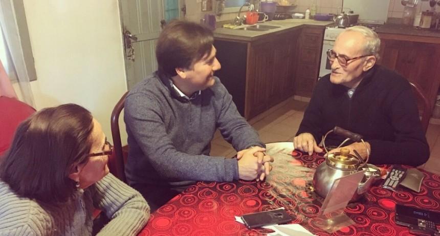 """Gral. Rodríguez: La Municipalidad no pagó y le cortaron el gas a """"Abuelos solidarios"""""""