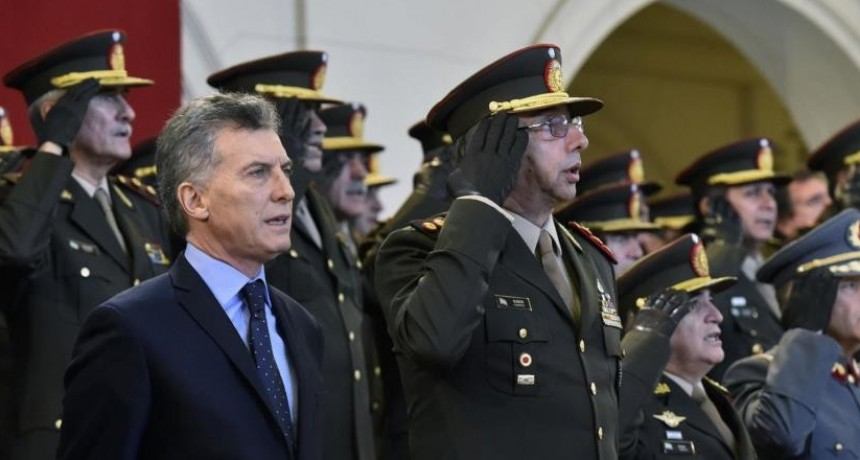 Morón: Concejales de Cambiemos respaldan decreto de Macri sobre las FF. AA.
