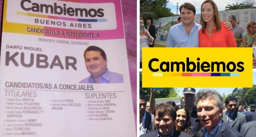 En Gral. Rodríguez más integrantes de Cambiemos niegan sus aportes