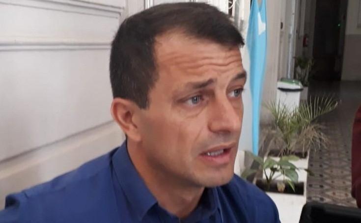 """Eduardo Bucca: """"Un bonaerense tiene que defender la autonomía de nuestra provincia, recuperemos la identidad del ser bonaerense"""""""
