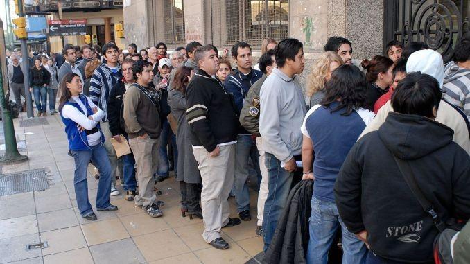 Crisis y Ajuste: En el último año se perdieron 217 mil puestos de trabajo