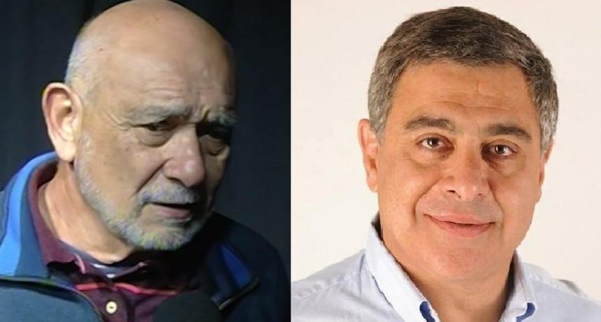 """Joaquín Nogueira: """"La UCR de Moreno no va a acompañar a Asseff. Es un candidato que no cumple la palabra, es una mochila de cascotes"""""""
