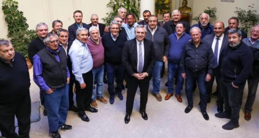 La CGT también apoya a Alberto Fernández y se suma a la campaña del Frente de Todos