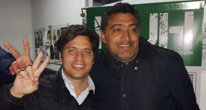 """Gastón Cabaña: """"Cuando caminamos Moreno, no nos encontramos con otros candidatos. No les interesa caminar los barrios"""""""