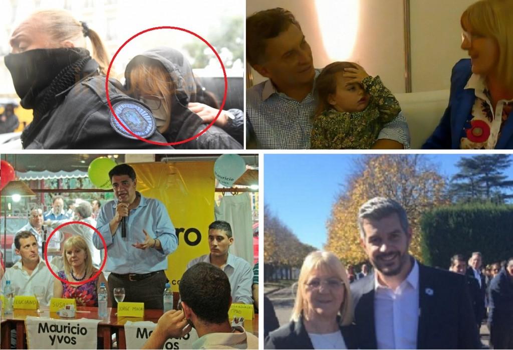 ¿Quién es Susana Martinengo? La ex funcionaria de Macri detenida en la causa de los espías