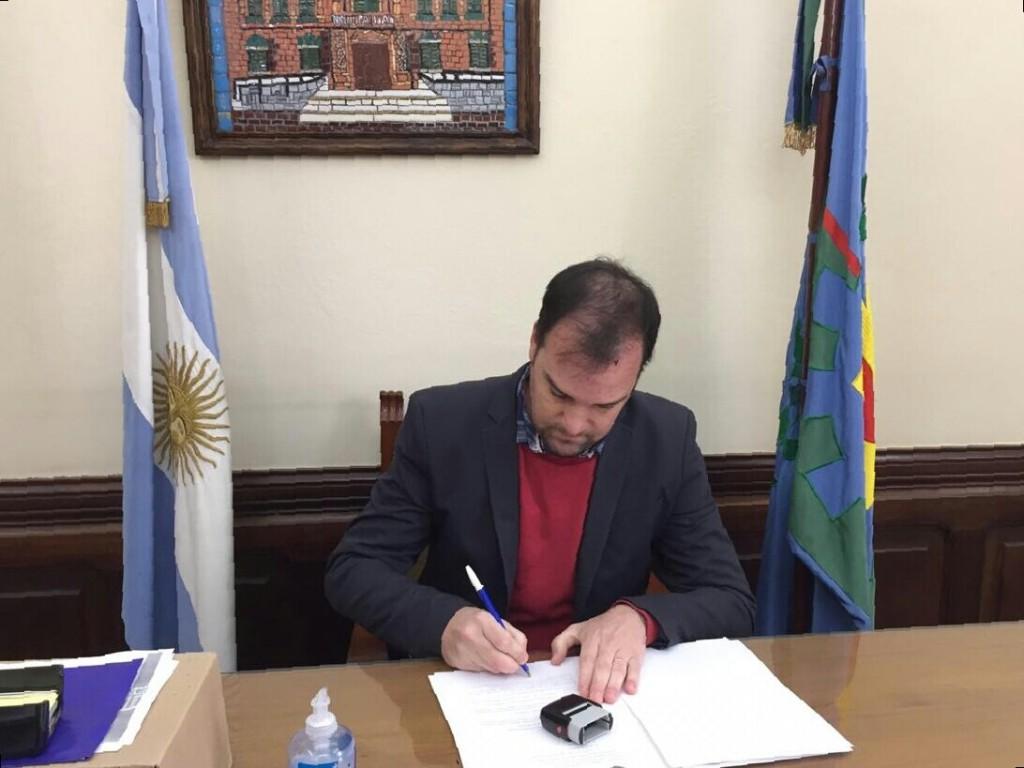 Rivadavia continúa apostando por la educación