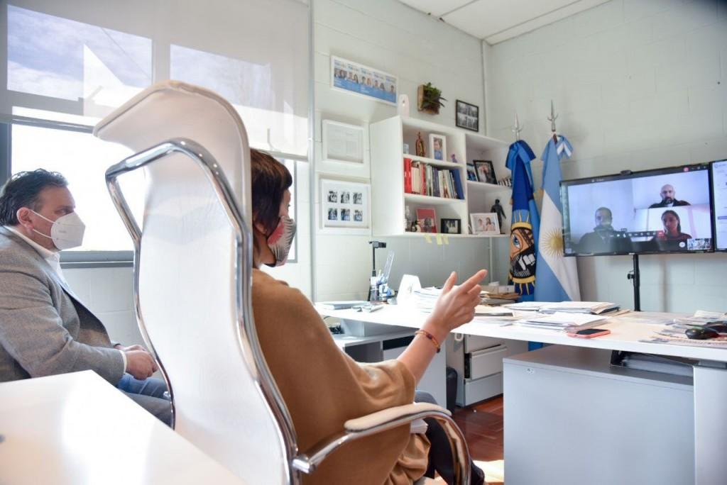 El Banco Galicia donó insumos médicos para el municipio de Quilmes