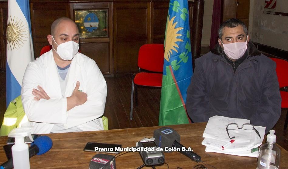 Colón: Con estrictos protocolos retorna a Fase 5, luego de 15 días de retroceso