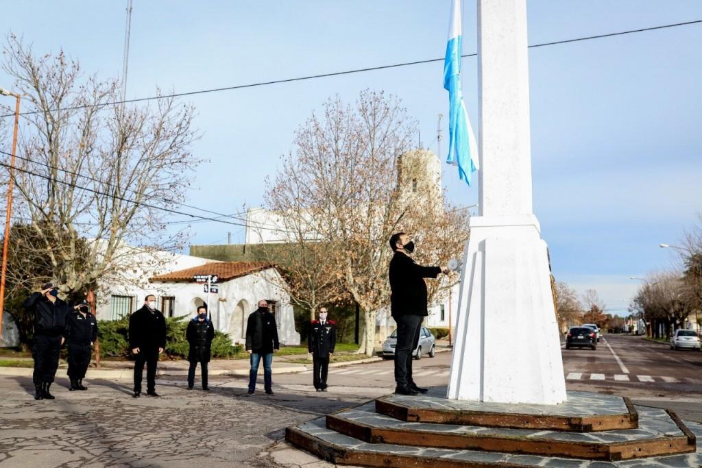 Puan: Castelli encabezó el acto por la declaración de la Independencia Nacional