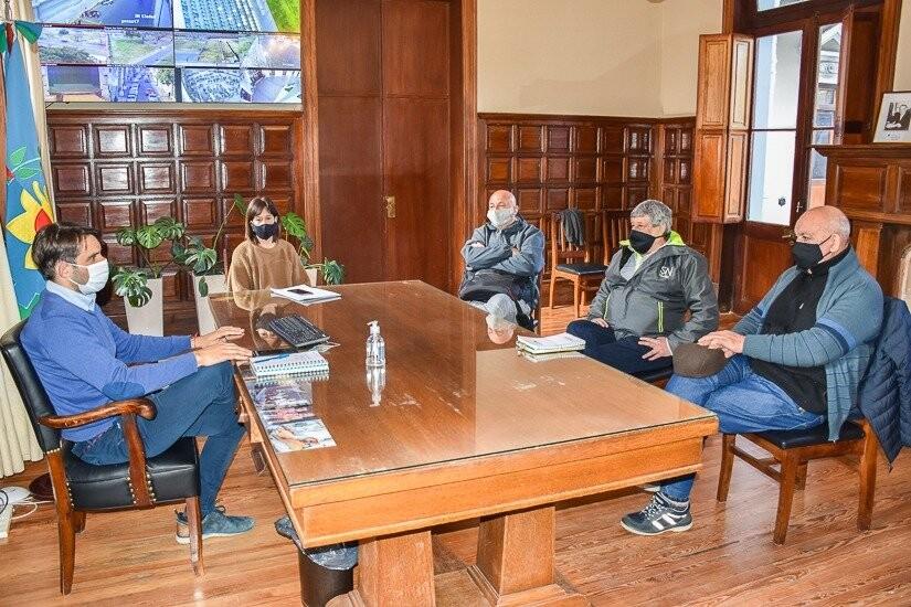 San Nicolás: Passaglia pagará un Bono de 10 mil pesos a los empleados municipales que desarrollan tareas durante la pandemia