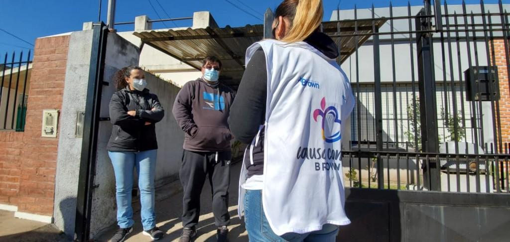 Alte. Brown: El Municipio convoca a pacientes que se curaron de COVID-19 para ser donantes de Plasma