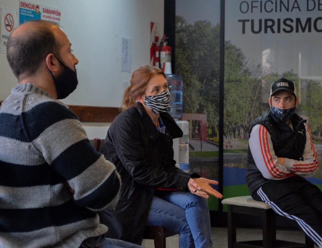 Tapalqué: Trabajo conjunto con el sector gastronómico en el marco del distanciamiento social