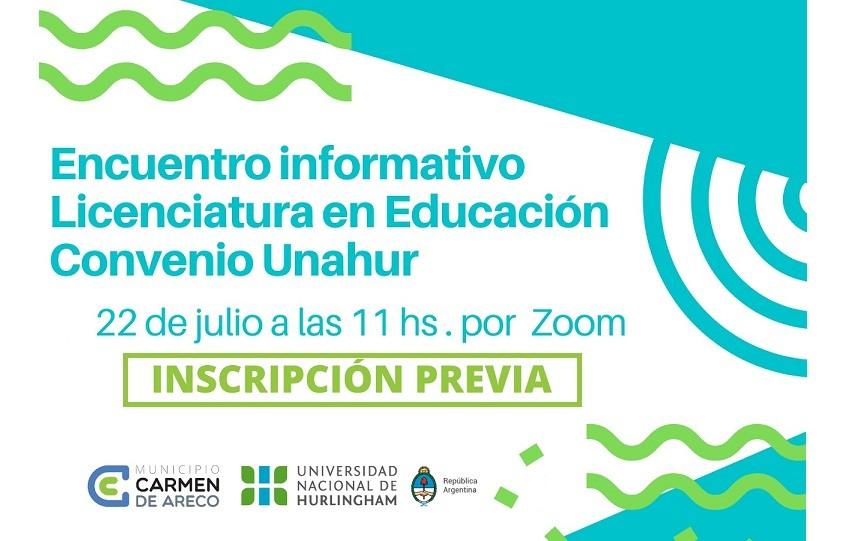 Carmen de Areco: Por gestiones del intendente Villagrán, los jóvenes tendrán una nueva oferta universitaria