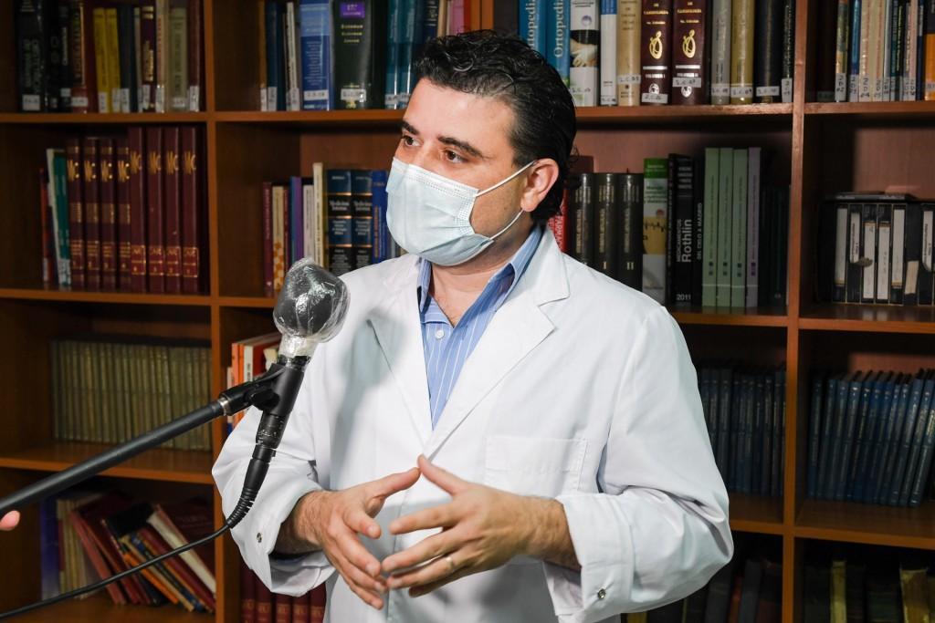 San Fernando incentiva a donar plasma a vecinos recuperados de coronavirus, para salvar otras vidas