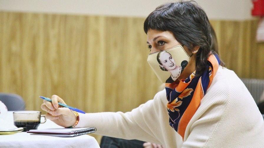 Quilmes: La jefa comunal estará en Aislamiento Preventivo por contacto estrecho de Covid-19