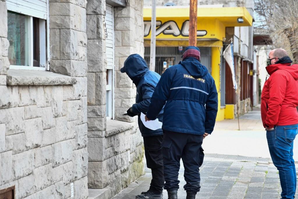 Necochea: El Municipio notificó a una persona que ingresó ilegalmente al distrito e inció causa penal