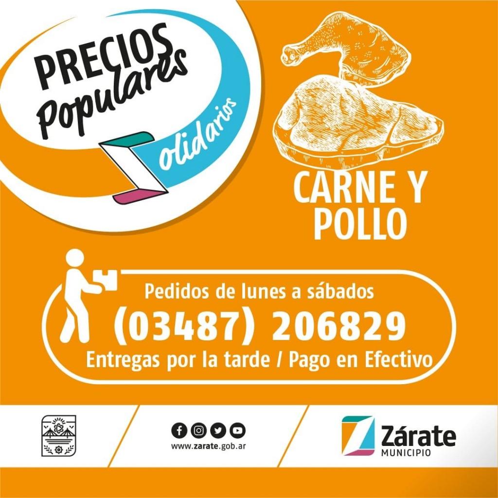 Zárate: El programa municipal Precios Populares Solidarios se mantiene activo para contribuir con la economía local
