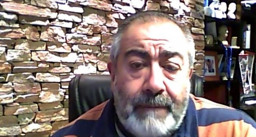 """Héctor Daer: """"Tenemos la suerte de tener un gobierno peronista que nos cuida la salud y nos da la posibilidad de transformar el país"""""""