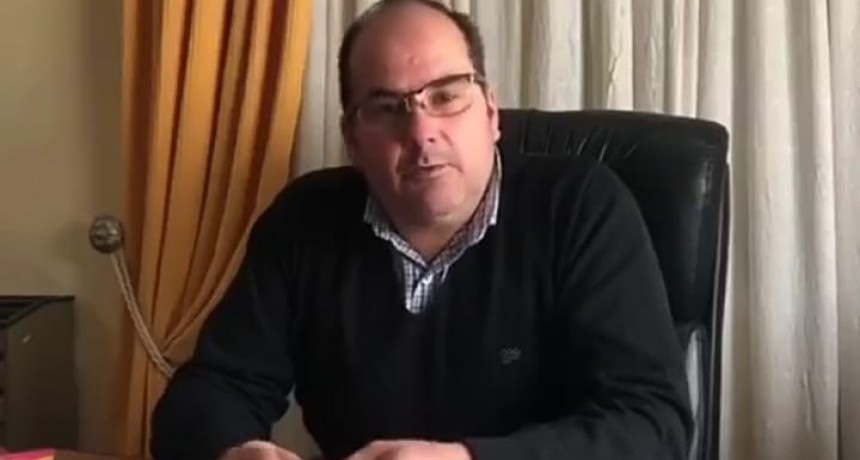 Tordillo: El intendente Héctor Oliveira estableció nuevas medidas de circulación intermunicipal