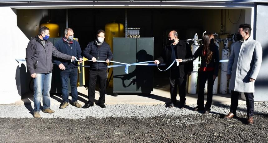 Baradero: El intendente Sanzio inauguró la nueva UT Intensiva en el Hospital Municipal