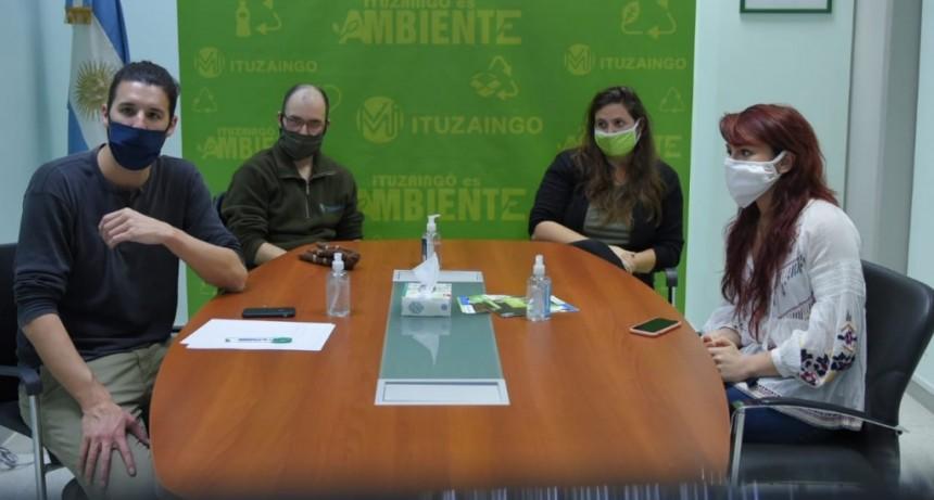 Ituzaingó: Se presentaron nuevos inspectores de Control Ambiental Municipal
