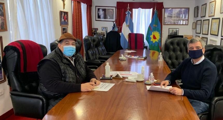 José C. Paz: El intendente Ishii se reunió con su par de Hurlingham
