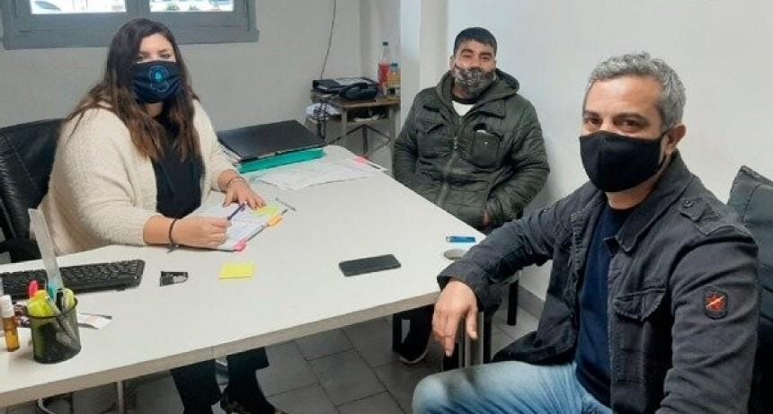 Berisso: Mediante el Programa Promover se incorporó un nuevo pasante al Municipio