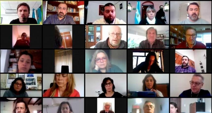 Cañuelas participó del 2° Encuentro virtual de funcionarios de Cultura y Turismo