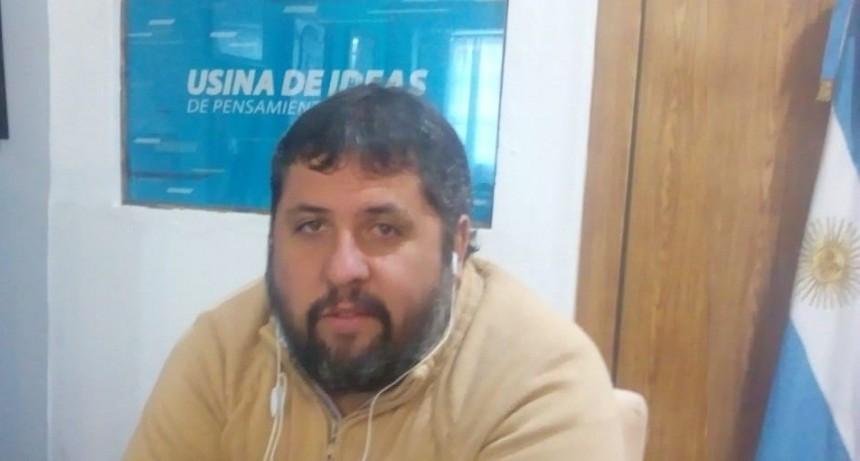 """José Luis Barreiro: """"En este 9 de Julio, no hay que olvidarse que Argentina pelea por independizarse económicamente del poder concentrado"""""""
