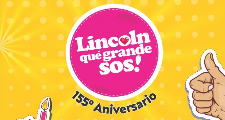 Lincoln se prepara para celebrar el 155° Aniversario de una manera diferente