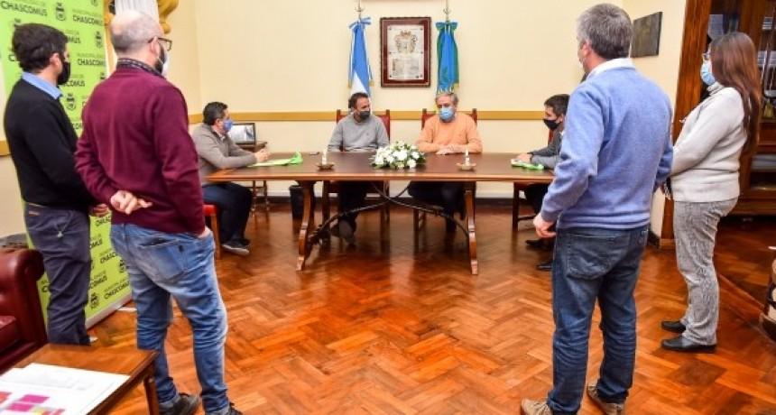 Chascomús: Katopodis firmó un convenio por $90 millones para la terminación de la Sala de Maternidad y Pediatría