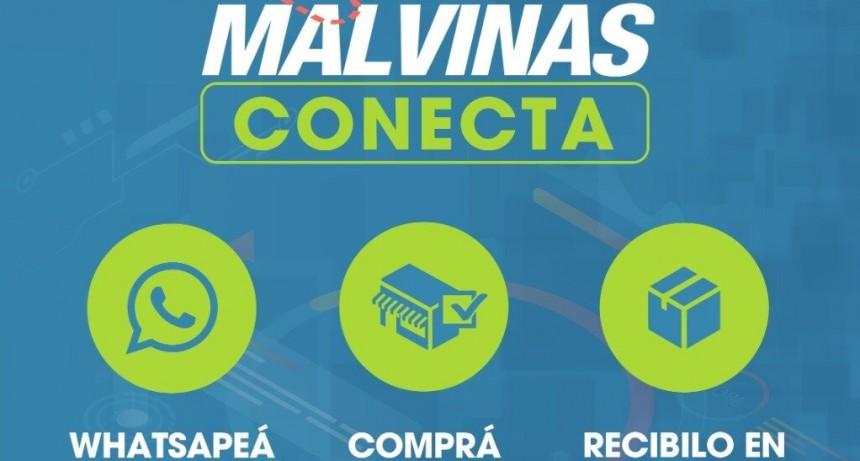 Malvinas Conecta ofrece más opciones para incentivar la economía local